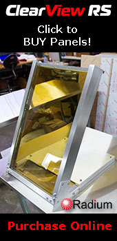 Buy ClearView Radiation Shielding