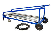 UVC Light Cart Flat