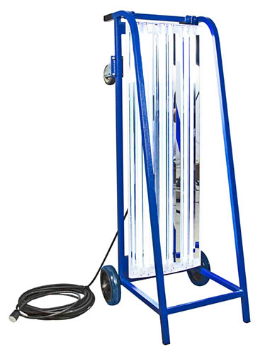 UVC Light Cart
