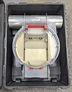 Transparent Radiation Shielding